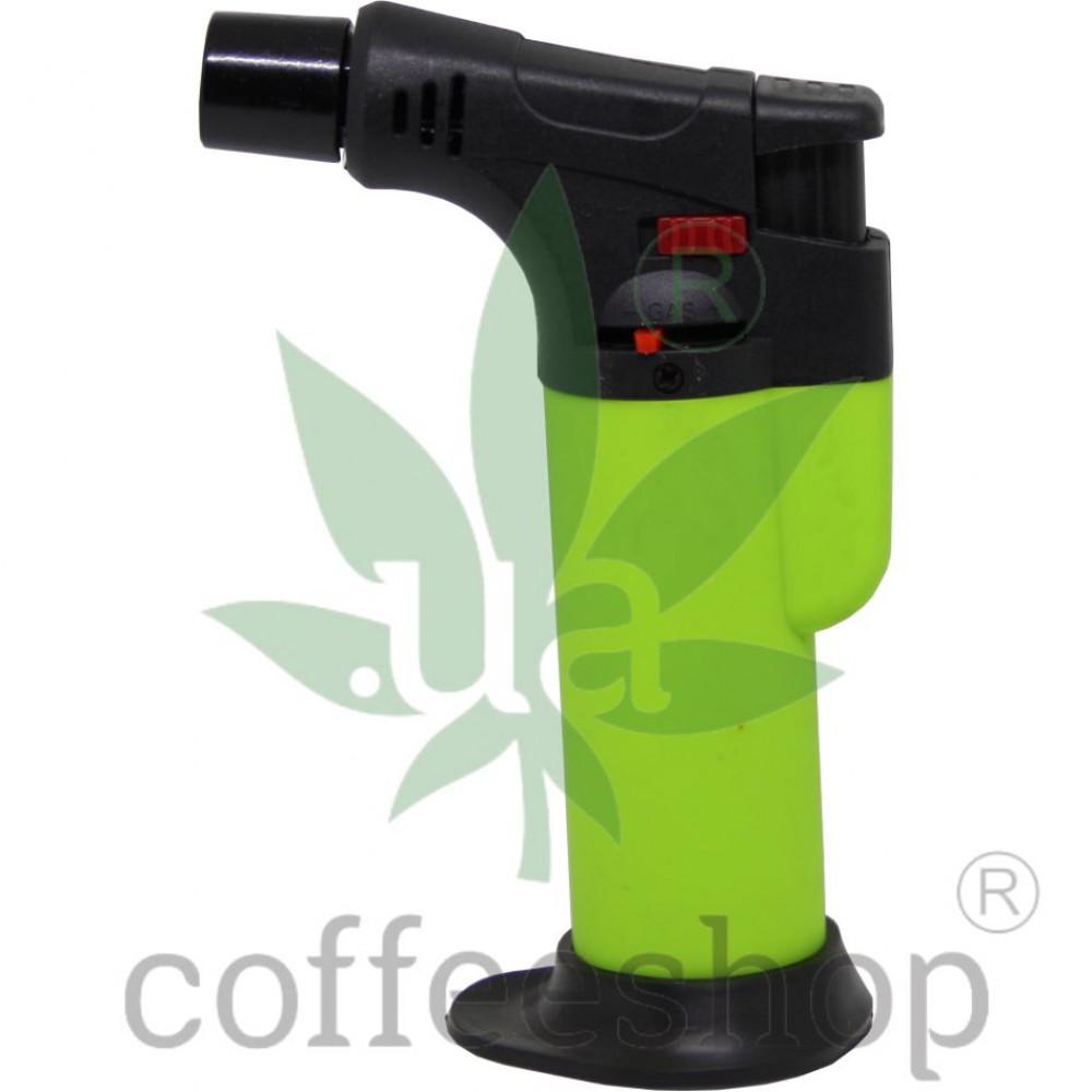 Газовая горелка GB194-128 зеленая