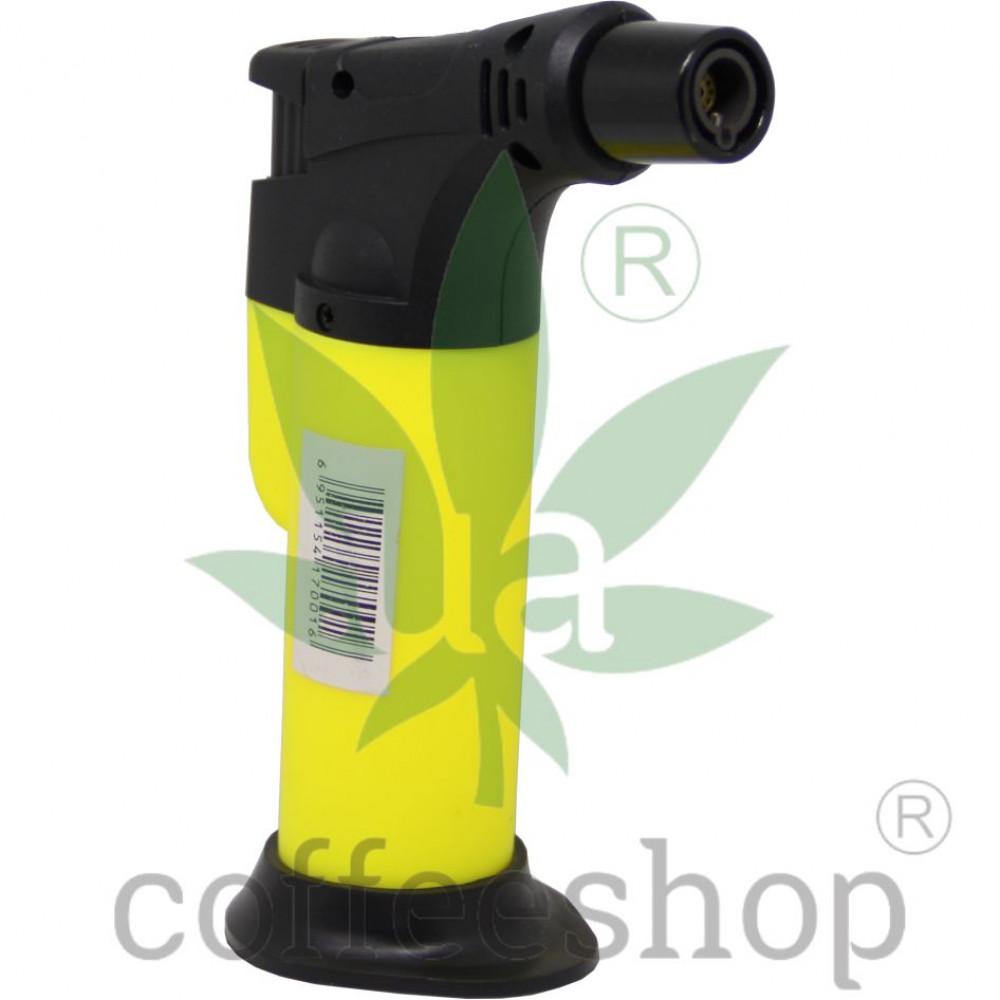 Газовая горелка GB194-128 желтая