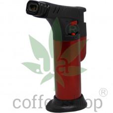 Gas burner Zenga red