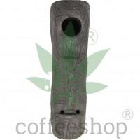 Smoking pipe Idol gray