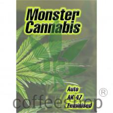 Auto AK 47 Feminised Monster Cannabis