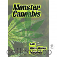 Auto White Widow Feminised Monster Cannabis