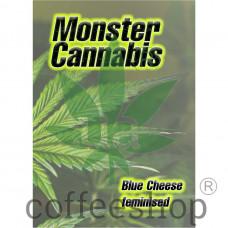 Blue Cheese feminised Monster Cannabis