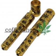 Smoking pipe Gold