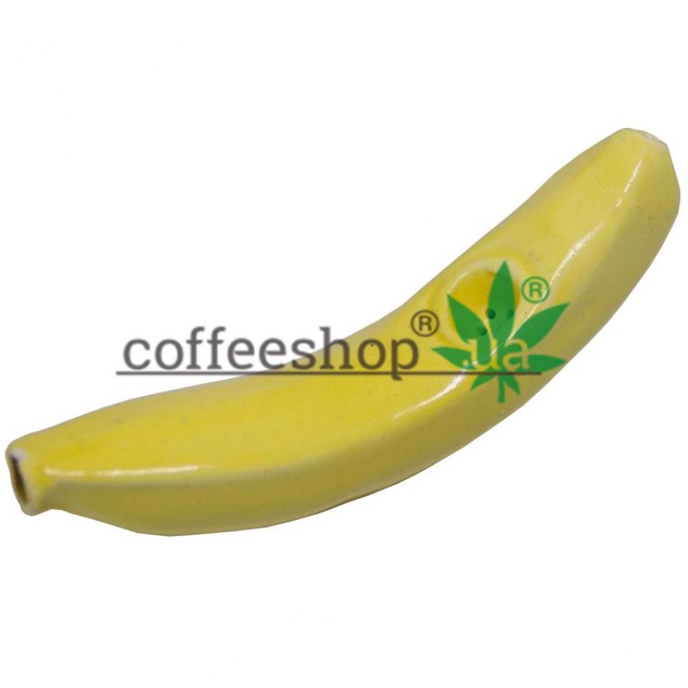 Трубка банан керамическая