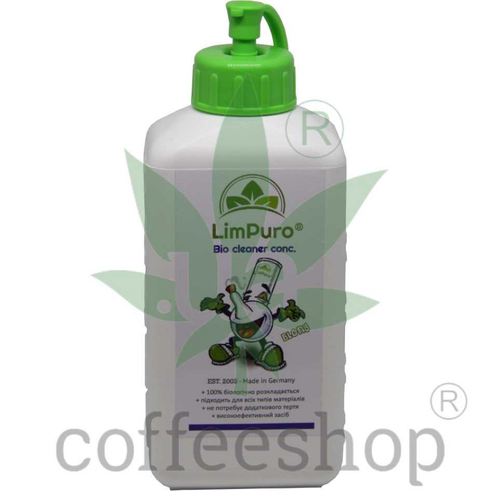 Bio cleaner for bongs LimPuro 250 ml
