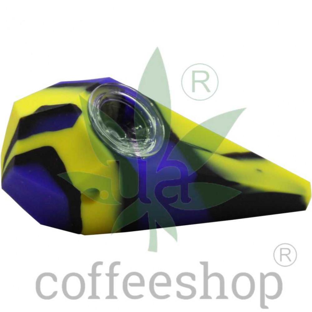 Трубка силиконовая Mod-19925 Кристалл