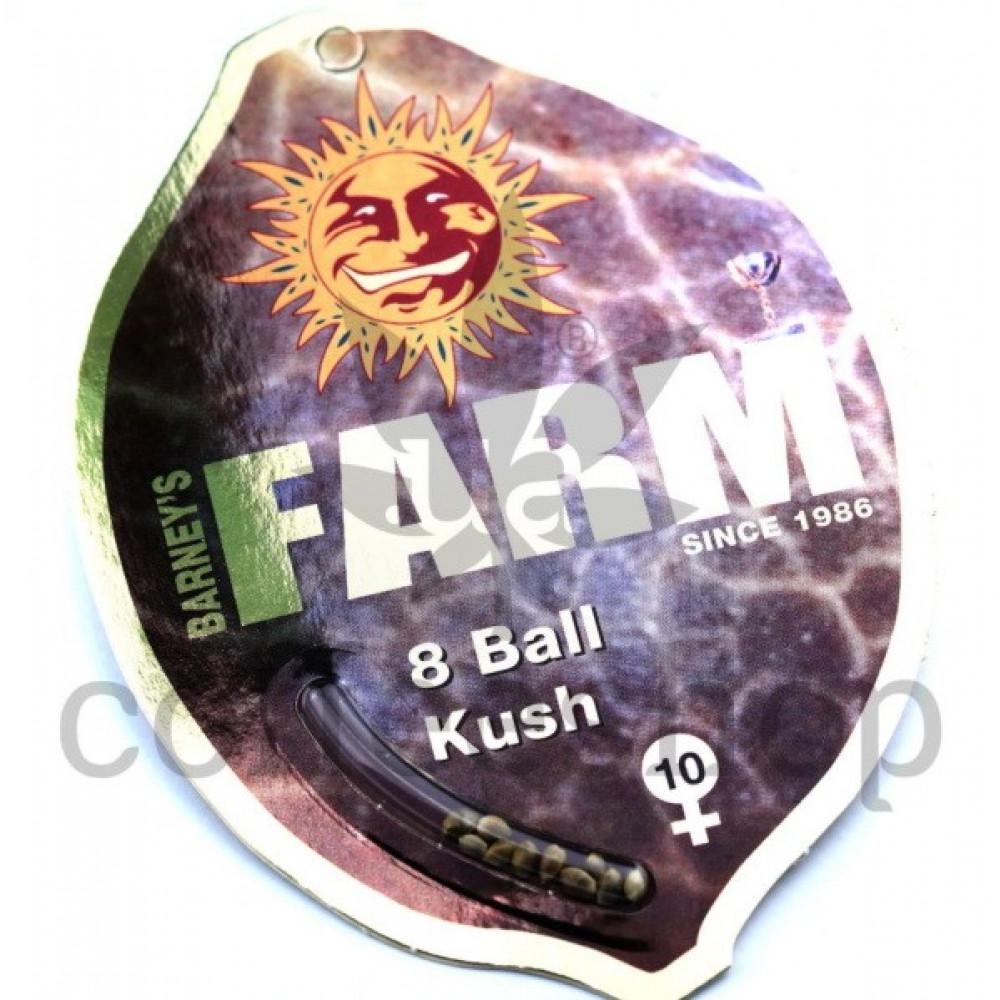 8 Ball Kush Feminised