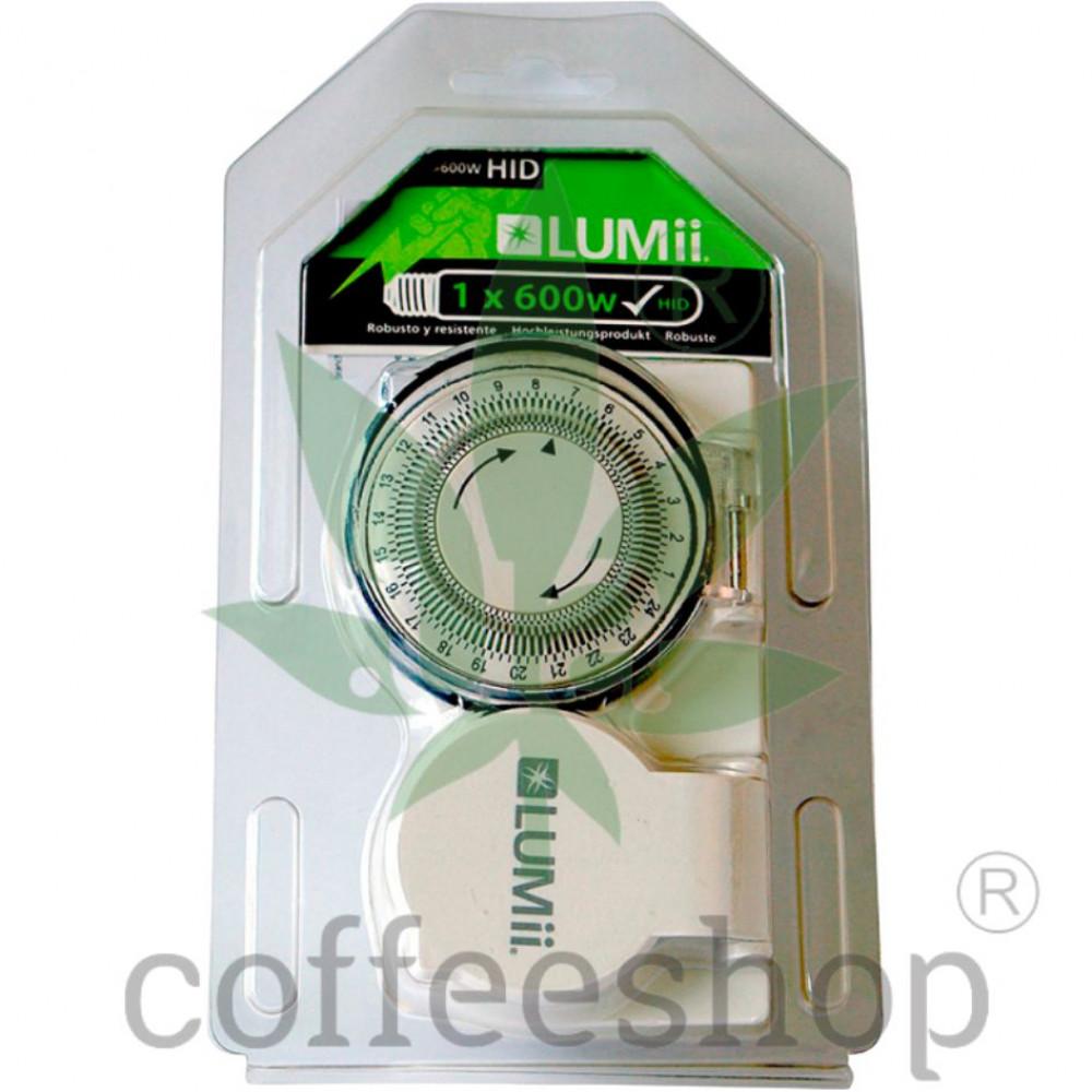 Таймер механический Lumii 600w