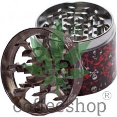 """Metal grinder """"Shuriken"""""""