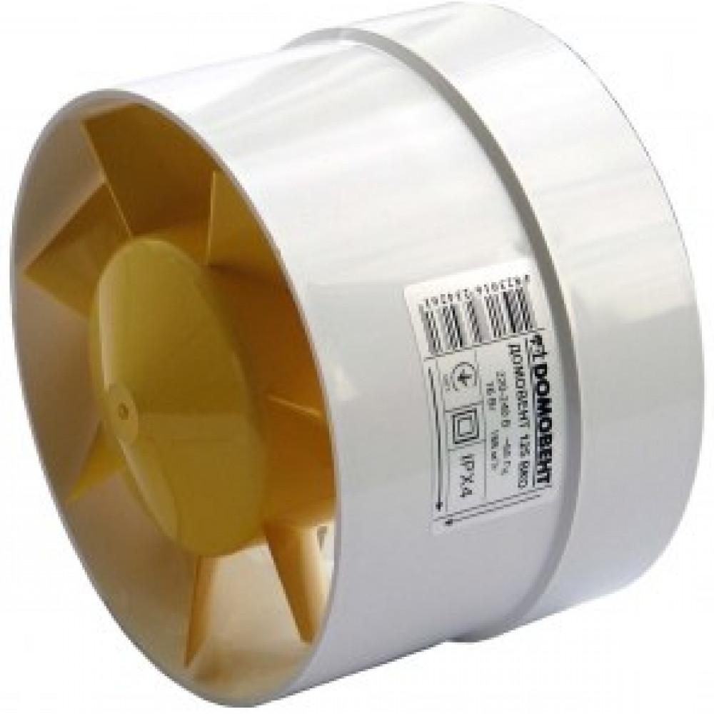 Вентилятор Домовент ВКО  125 мм.