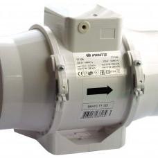 Канальный вентилятор Вентс ТТ. 125 мм.
