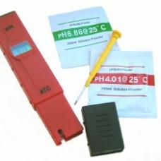 pH-тестер с авто термостабилизацией