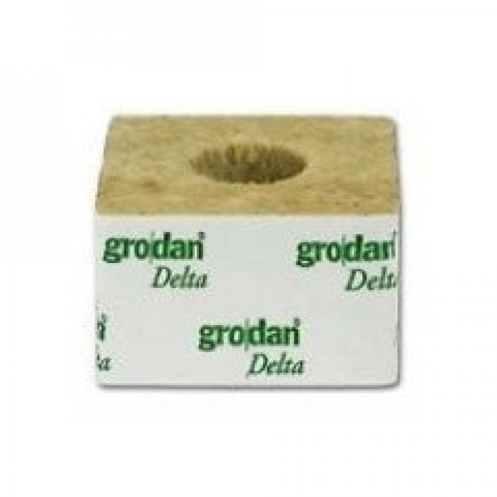 Минеральная вата Grodan Cubo Rockwool 7,5x7,5см
