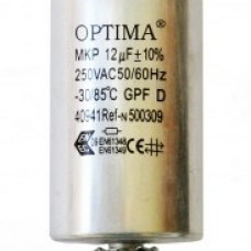 12μF capacitor