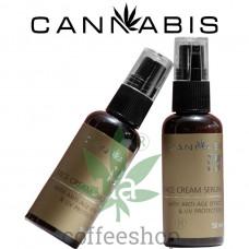 Anti-aging serum cream